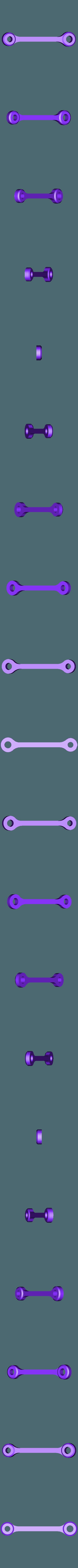 Main_Cylinder_Rod.stl Télécharger fichier STL gratuit Vapemobile : Voiture jouet pneumatique • Modèle pour imprimante 3D, Slava_Z