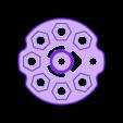 Crank_Flywheel.stl Télécharger fichier STL gratuit Vapemobile : Voiture jouet pneumatique • Modèle pour imprimante 3D, Slava_Z