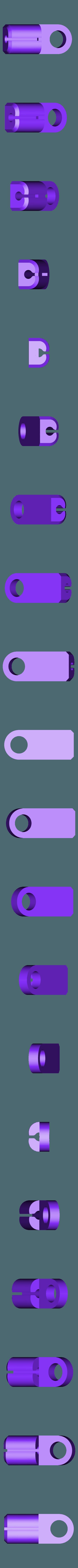 Main_Cylinder_Shaft_End.stl Télécharger fichier STL gratuit Vapemobile : Voiture jouet pneumatique • Modèle pour imprimante 3D, Slava_Z