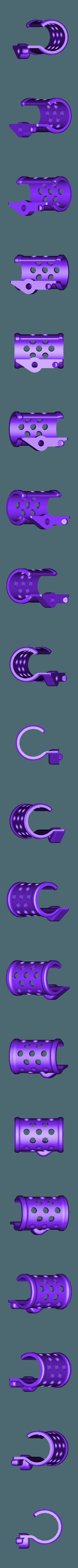 Steering_Rod_Cover.stl Télécharger fichier STL gratuit Vapemobile : Voiture jouet pneumatique • Modèle pour imprimante 3D, Slava_Z