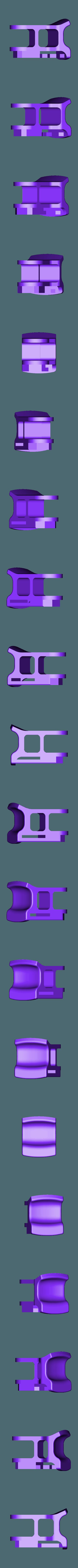 Remote_Thumb.stl Télécharger fichier STL gratuit Vapemobile : Voiture jouet pneumatique • Modèle pour imprimante 3D, Slava_Z