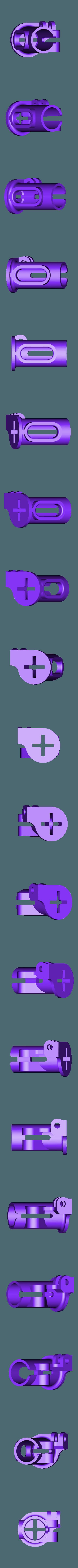 Steering_Clamp.stl Télécharger fichier STL gratuit Vapemobile : Voiture jouet pneumatique • Modèle pour imprimante 3D, Slava_Z