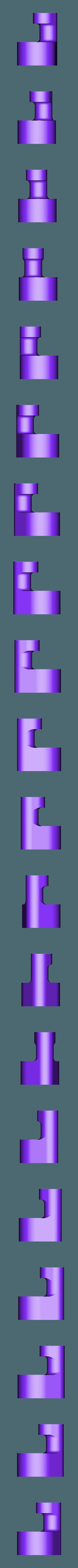 XX_Crank_Valve_Smaller_Hole.stl Télécharger fichier STL gratuit Vapemobile : Voiture jouet pneumatique • Modèle pour imprimante 3D, Slava_Z