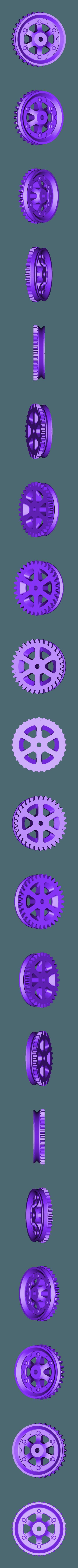 XX_Wheel_Rear_R.stl Télécharger fichier STL gratuit Vapemobile : Voiture jouet pneumatique • Modèle pour imprimante 3D, Slava_Z
