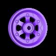 XX_Wheel_Front_L.stl Télécharger fichier STL gratuit Vapemobile : Voiture jouet pneumatique • Modèle pour imprimante 3D, Slava_Z