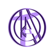 avengers logo cookie.stl Télécharger fichier STL gratuit à l'emporte-pièce Avengers à l'emporte-pièce • Modèle pour imprimante 3D, PatricioVazquez