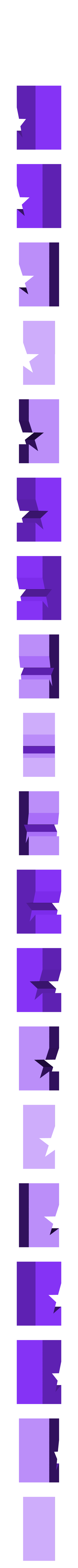 Part1estrella.STL Download free STL file star holder • 3D printing template, allv