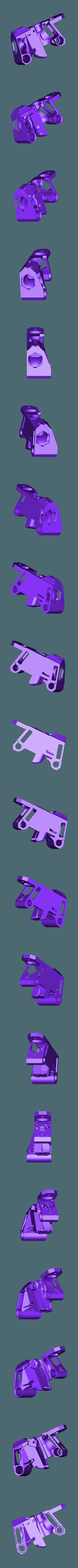Tete V3 BL Toutch.stl Télécharger fichier STL gratuit Tête DiscoEasy200 Ultimate BLTouch • Design imprimable en 3D, tazernade