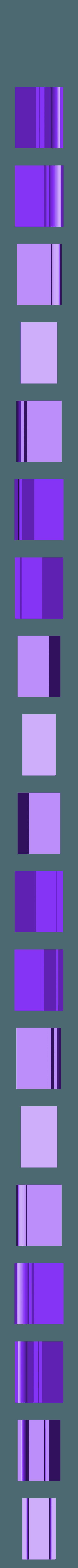 support bande LED.stl Télécharger fichier STL gratuit fixation LED geeetech I3 pro B • Modèle pour impression 3D, aldo117