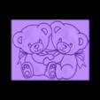 Bears.stl Télécharger fichier STL gratuit Teddy • Plan imprimable en 3D, Account-Closed