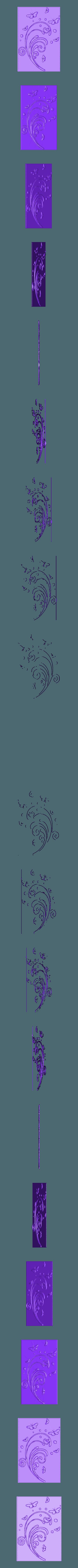Swirl.stl Télécharger fichier STL gratuit Tourbillon • Plan imprimable en 3D, Account-Closed