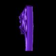blade-part3.stl Download OBJ file Euron Greyjoy's Axe • 3D printable object, 3D-mon