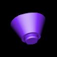 5 Bouchon.stl Télécharger fichier STL gratuit FanArt d'une Grenade Gaz • Design à imprimer en 3D, cedland