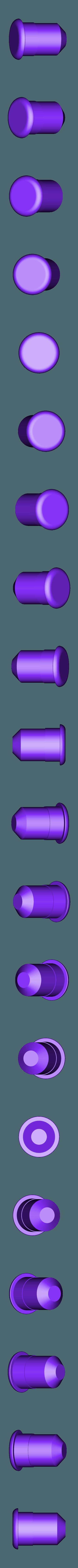 6 Vis X2.stl Télécharger fichier STL gratuit FanArt d'une Grenade Gaz • Design à imprimer en 3D, cedland
