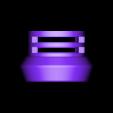 3 CorpsA.stl Télécharger fichier STL gratuit FanArt d'une Grenade Gaz • Design à imprimer en 3D, cedland