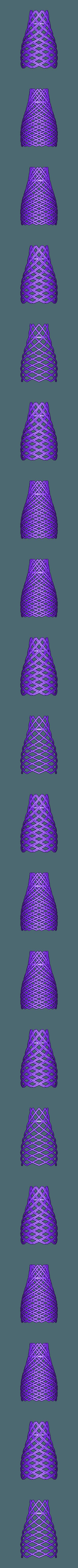 Abat-Jour_E27_D40mm.stl Télécharger fichier STL gratuit Abat-Jour • Design pour imprimante 3D, 3Ddesign974