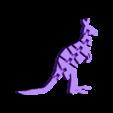 120_kango_full.STL Download free STL file Flexi Articulated Kangaroo • Model to 3D print, jtronics
