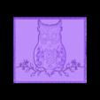 1owl.stl Download free STL file Owl • 3D printer design, Account-Closed