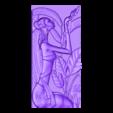 Girl.stl Download free STL file Jungle Girl • 3D printable model, Account-Closed
