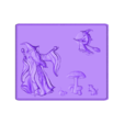Magic.stl Download free STL file Wizard and Witch • 3D printing design, Account-Closed