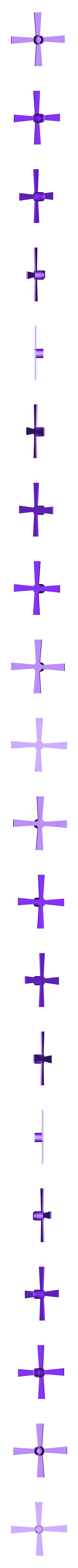 MILL_Maker Pro Etruder Indicator_FINAL v1.stl Télécharger fichier STL gratuit Indicateur d'extrudeuse pour Monoprice Maker Select Pro / Wanhao D9 Moulin à vent Amish • Design pour impression 3D, SierraTech