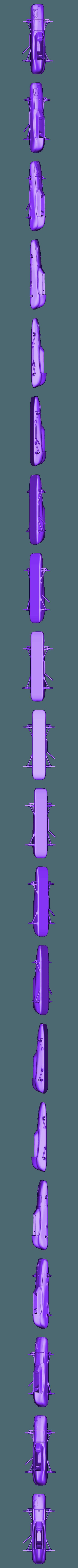 Saab Formula Body.STL Download free STL file Vintage race car (Saab formula) • 3D printer model, skofictadej287