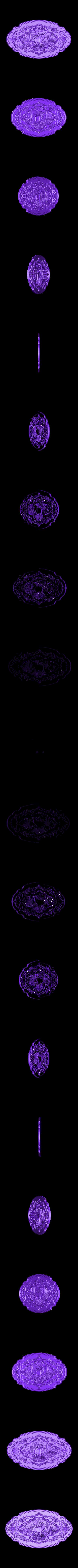 295.stl Télécharger fichier STL gratuit Défonceuse Deer cnc dans le cadre Forrest • Design à imprimer en 3D, Terhrinai