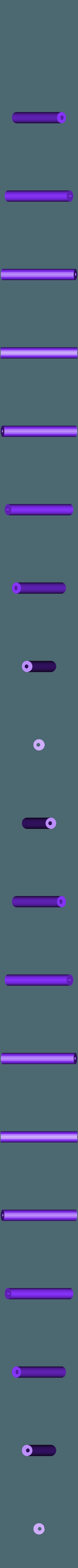 Pondy TallTowerPost.stl Télécharger fichier STL gratuit Cascade de chutes d'eau avec Koi • Modèle pour imprimante 3D, MinerBatman
