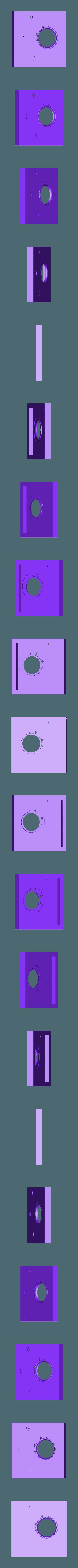 Pondy BASE.stl Télécharger fichier STL gratuit Cascade de chutes d'eau avec Koi • Modèle pour imprimante 3D, MinerBatman