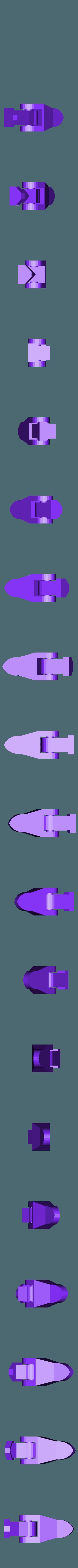 RR_tail.stl Télécharger fichier STL La course à pied Rhino • Modèle à imprimer en 3D, Amao
