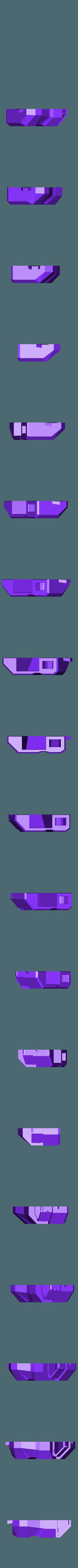 RR_bady_l.stl Télécharger fichier STL La course à pied Rhino • Modèle à imprimer en 3D, Amao