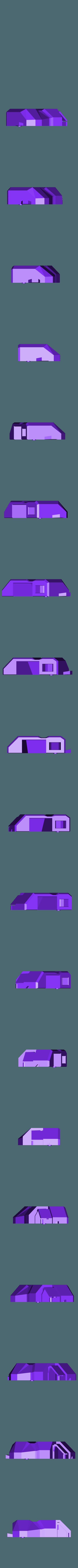 RR_bady_r.stl Télécharger fichier STL La course à pied Rhino • Modèle à imprimer en 3D, Amao