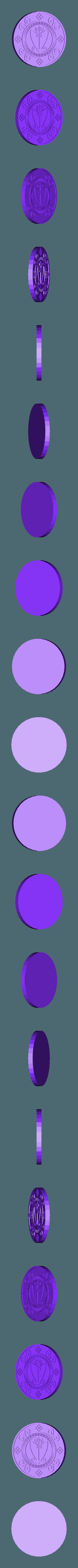 Ortament Lis.STL Télécharger fichier OBJ gratuit Obereg • Design pour impression 3D, MaKsi3D