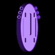 Fish_Headphone_Stand_Organiser_Base.STL Download free STL file Fish Headphone Stand Organiser • 3D printing model, inProgressDesigns