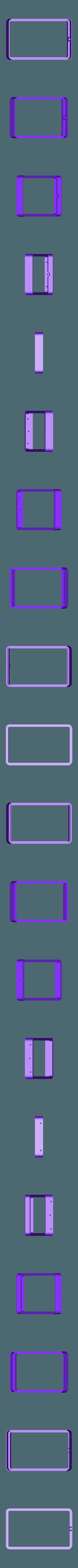 PrusaFrame.stl Télécharger fichier STL gratuit Prusa MMU2S Boîte sèche • Plan pour impression 3D, DK7