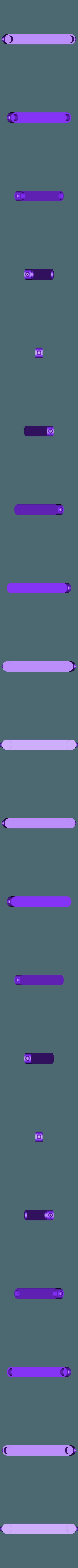 EndCap.stl Télécharger fichier STL gratuit Support de caméra de plafond pour plafonds commerciaux de 600 mm • Design imprimable en 3D, PapaBravo