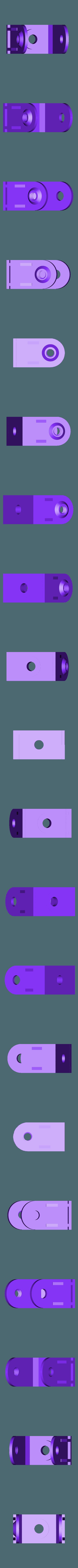 U-Bracket.stl Télécharger fichier STL gratuit Support de caméra de plafond pour plafonds commerciaux de 600 mm • Design imprimable en 3D, PapaBravo