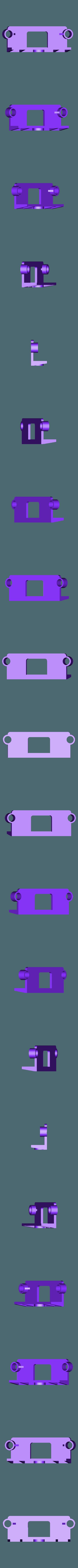 FreeMovingClamp.stl Télécharger fichier STL gratuit Support de caméra de plafond pour plafonds commerciaux de 600 mm • Design imprimable en 3D, PapaBravo