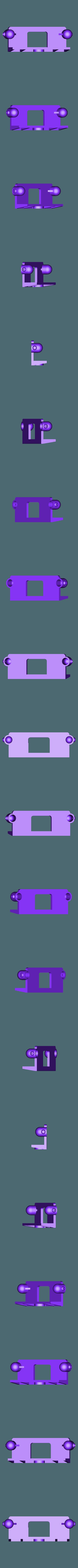 EndClamp.stl Télécharger fichier STL gratuit Support de caméra de plafond pour plafonds commerciaux de 600 mm • Design imprimable en 3D, PapaBravo