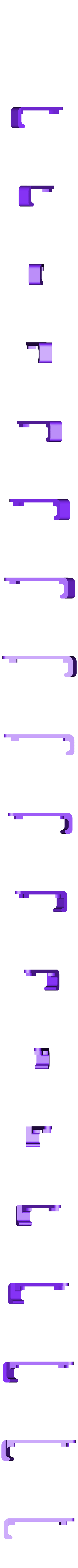 Arm_R.stl Download free STL file Mechanical Quick Grab/Release Phone Stand • 3D printable object, arron_mollet22