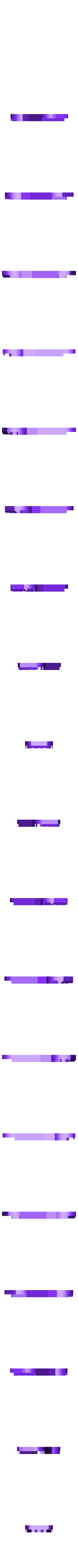Mount_Bracket.stl Download free STL file Mechanical Quick Grab/Release Phone Stand • 3D printable object, arron_mollet22