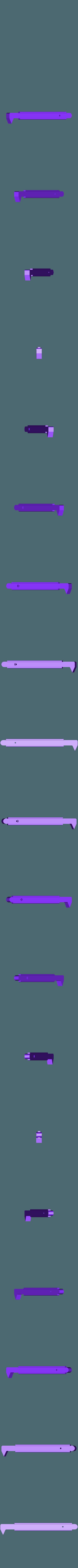 arm.STL Télécharger fichier STL gratuit Mécanisme de mise en forme (mécanisme de retour rapide) • Design pour imprimante 3D, YEHIA