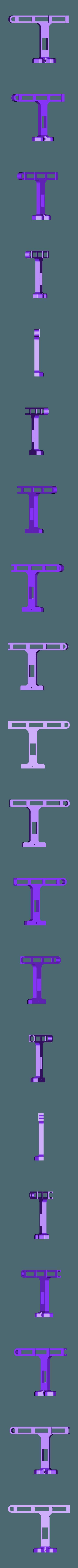 base.STL Télécharger fichier STL gratuit Mécanisme de mise en forme (mécanisme de retour rapide) • Design pour imprimante 3D, YEHIA
