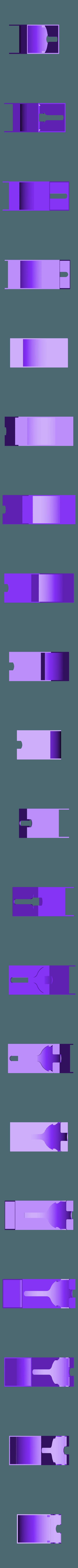 BatteryDispenserAA.stl Télécharger fichier STL gratuit Boîte distributrice de piles pour piles AA et AAA • Objet à imprimer en 3D, PapaBravo