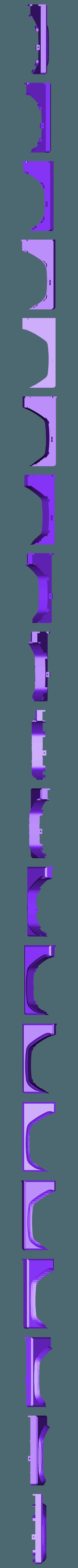 Front fender 002.stl Download free STL file Fender  for Land Rover Defender 110  • Object to 3D print, ildarius2017