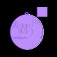 medalla_0.3_walking_fixed.stl Télécharger fichier STL gratuit porte-clés The Walking Dead • Modèle pour imprimante 3D, 3dlito