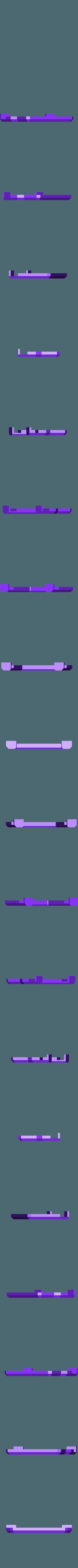 bump.stl Télécharger fichier STL gratuit Bump pour Land Rover Defender 110 • Design imprimable en 3D, ildarius2017