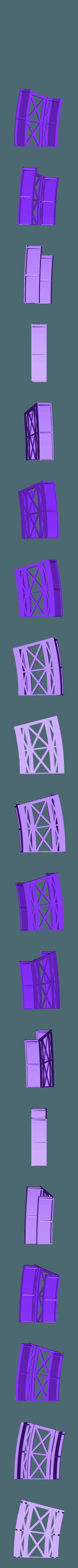RH_Section_360mm_15R_Bridge_for_Marklin_24130.stl Download free STL file HO Scale Curved Bridge for Marklin Track • 3D printable model, kabrumble