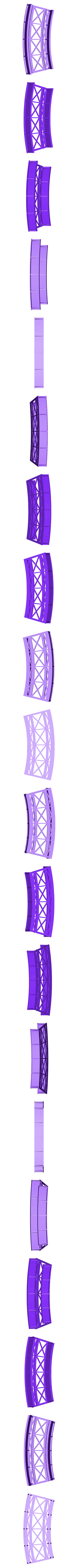 360mm_15_R_Bridge_for_Marklin_24130.stl Download free STL file HO Scale Curved Bridge for Marklin Track • 3D printable model, kabrumble
