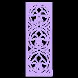 Windue amature 2.stl Download free STL file Stainedglass windows 1:12 • Object to 3D print, drnbabyz